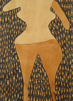 Urmutter // 180 x 80 cm