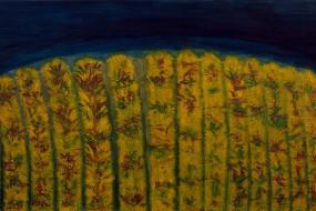 Weinberg // 140 x 80 cm // 2013