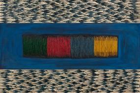 Farbfelder // 160 x 80 cm