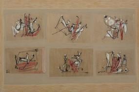Ohne Titel // 120 x 60 cm // 2013