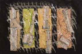 Dritte Dimension // 100 x 60 cm // 2013