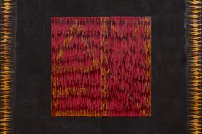 Amen // 180 x 160 cm // 2008