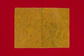 Kornfeld // 160 x 160 cm // 2012
